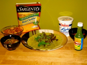 Burrito Setup