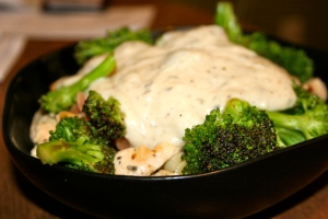 alfredo sauce healthy