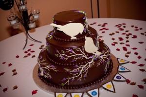 bird cake, wedding cake, servatti's, servatii's